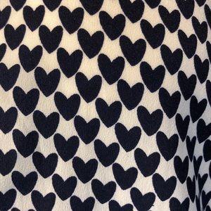 Rebellion ❤️ ❤️ hearts ❤️ ❤️ abstract dress